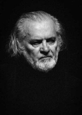 Tadeusz Łomnicki / fot. Mariusz Stachowiak
