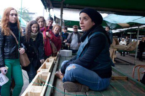 Rynek Opowieści Jeżyckich - Dorota Abbe