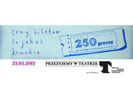 Bilet za 250 groszy