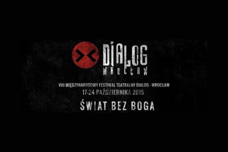 Logo Festiwalu Dialog