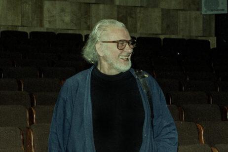 Tadeusz Łomnicki fotografia