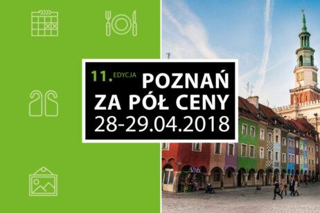 Poznań – i teatr – za pół ceny!